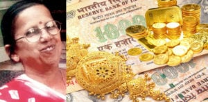 Indian Relatives steal Cash & Gold from Dead Woman f
