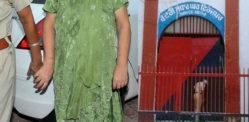 भारतीय भाभी जेल में ले जाने के लिए प्राइवेट पार्ट्स में ड्रग्स छिपाती थी