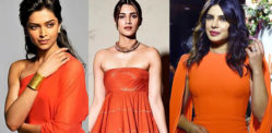Is Orange a Fashion Favourite of Bollywood Actresses?