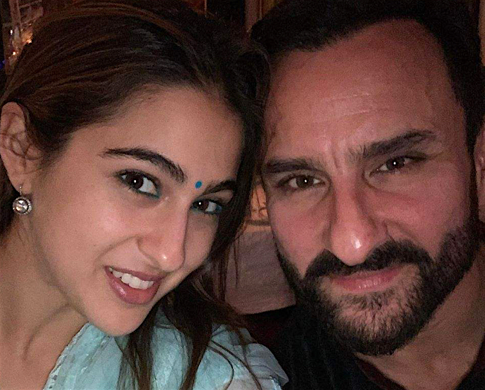 Is Sara Ali Khan proud of Being Saif's Daughter? - duo