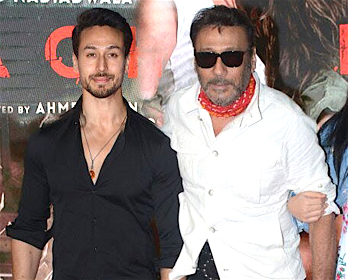 Jackie Shroff and Tiger Shroff to star in Baaghi 3? - duo