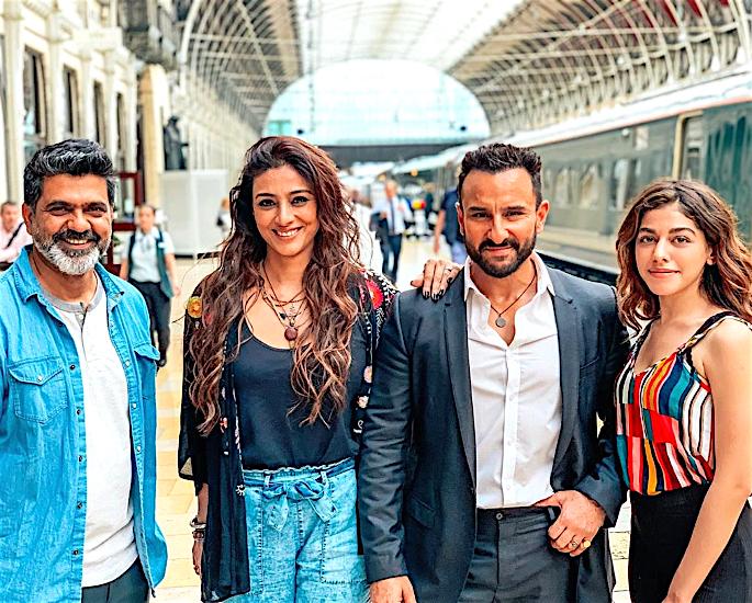 Jawaani Jaaneman Trailer is a Fun-Filled Comedic Adventure - all