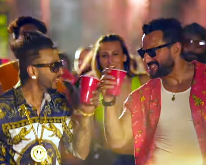 Jazzy B helps to Steal Hearts in Bollywood's Gallan Kardi - jazzy saif