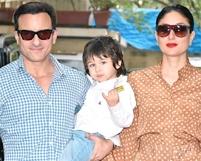 Kareena Kapoor reacts to Taimur 'bring Home a Girlfriend' - family