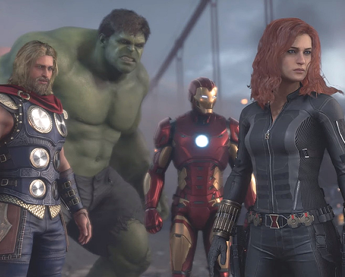 Marvel's Avengers What you Need to Know - characters