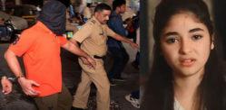 ممبئی مین نے زائرہ وسیم کو اڑان پر چھیڑ چھاڑ کے الزام میں سزا سنائی