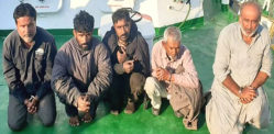 Pakistani Men Caught Smuggling Rs 175 Crore Heroin into India