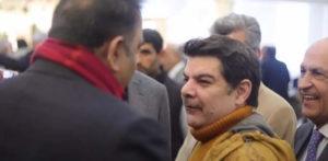 Pakistani Minister slaps TV Host over 'Hareem Shah' videos f