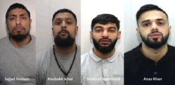 Prolific Robbery Gang caught after Getaway Car Crash