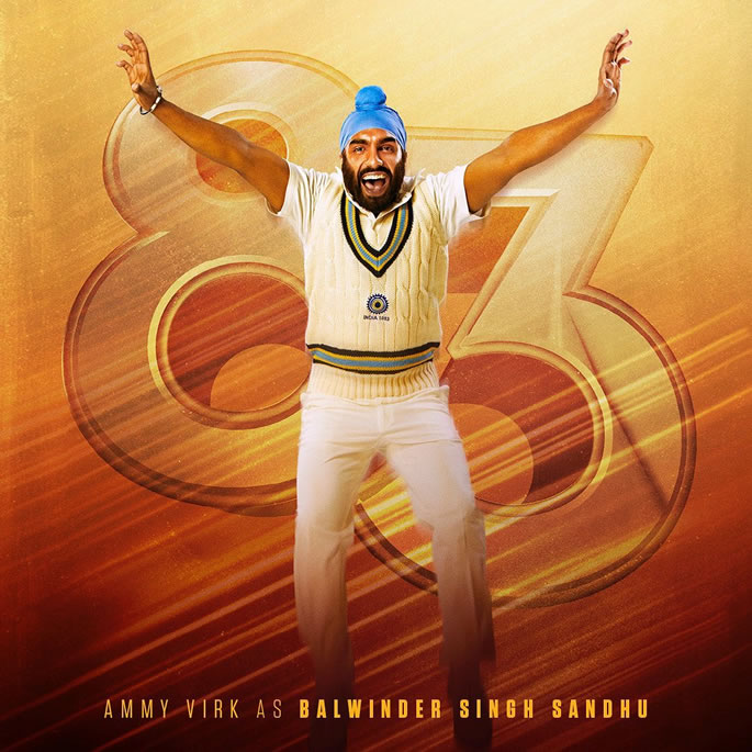 Punjabi actor Ammy Virk gets Trained for Bollywood's '83 - sandhu