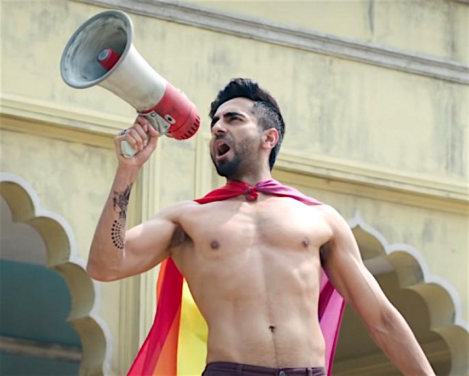 Shubh Mangal Zyada Saavdhan Trailer Tackles Homophobia - ayushmann