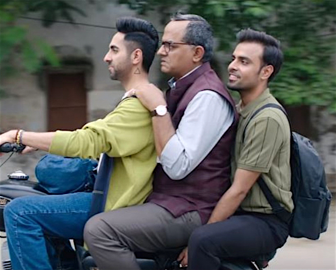Shubh Mangal Zyada Saavdhan Trailer Tackles Homophobia - trio2