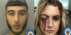 विक्टिम पर हिंसक हमले के लिए किशोर कारजकर जेल गए