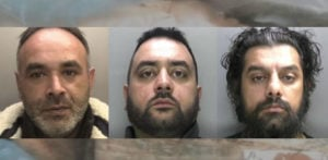 Three Members of UK 'Chicken Run' Crime Gang sentenced f