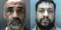 Two Men Caught with £20 million Cocaine Haul