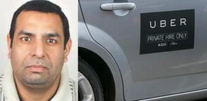 Uber Driver sentenced for Exposing Himself to Passenger f