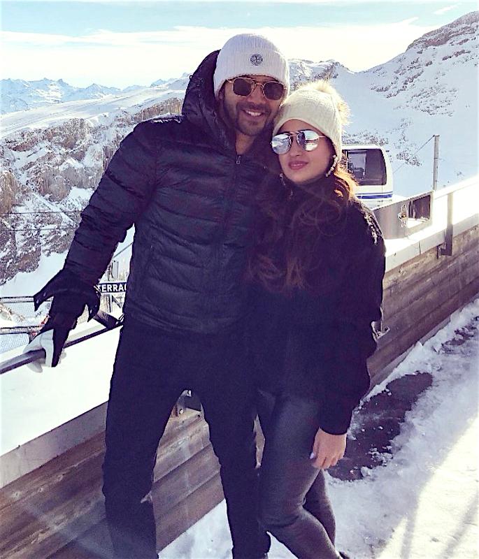 Varun Dhawan has a condition before Marrying Natasha? - duo