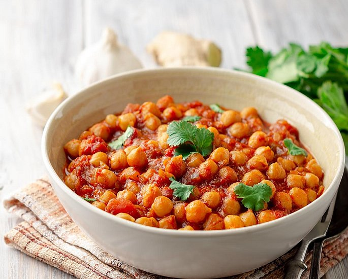What are the Most Popular Curries to Enjoy - chana