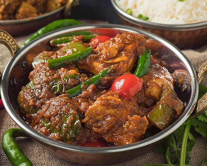 What are the Most Popular Curries to Enjoy - jalfrezi