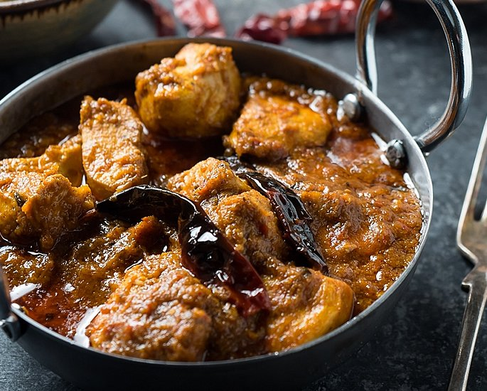 What are the Most Popular Curries to Enjoy - vindaloo
