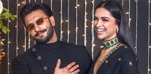 What did Deepika ask Ranveer to bring back from Chennai? f