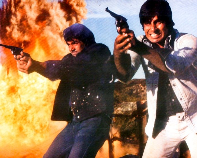 Which Bollywood Films Should I Watch As A Newbie? - Sholay