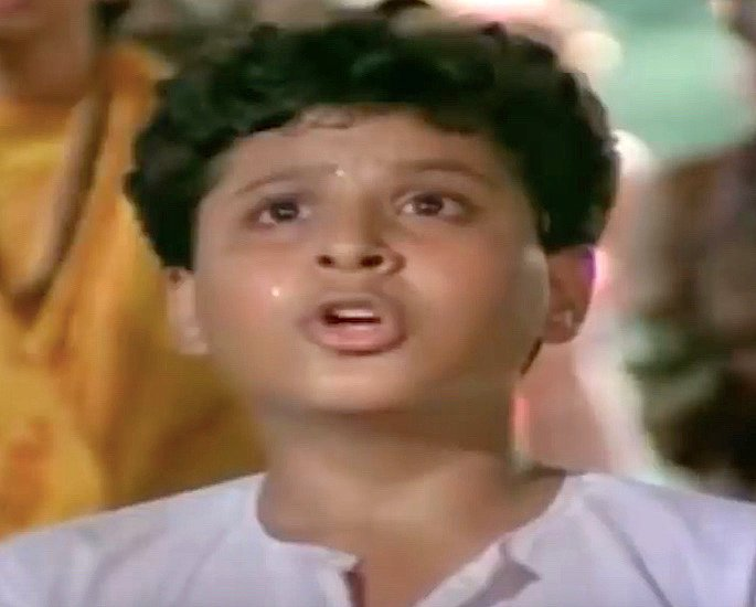 Which Child Stars Played a Young Amitabh Bachchan? - Master Amit Shukla