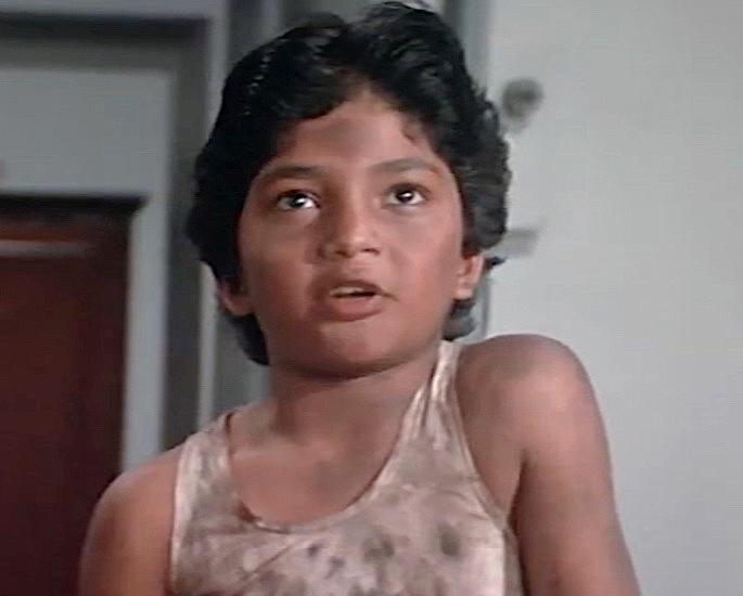 Which Child Stars Played a Young Amitabh Bachchan? - Master Manjunath