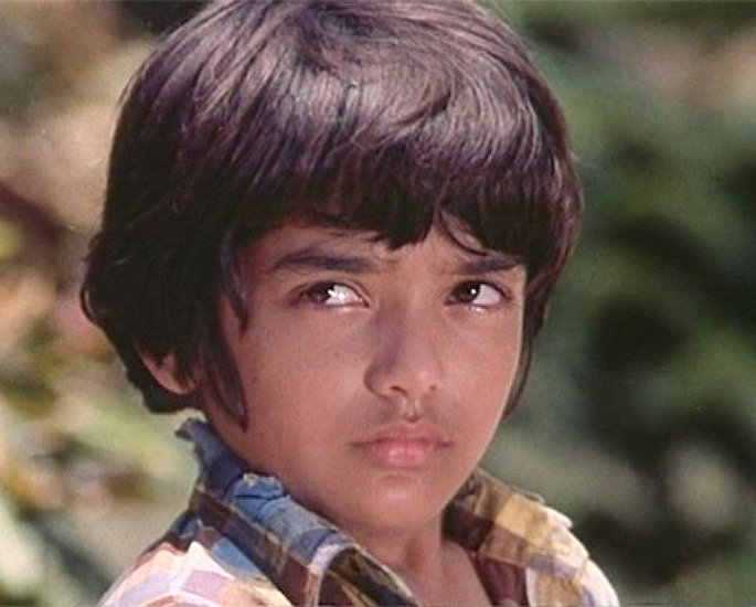 Which Child Stars Played a Young Amitabh Bachchan? - Mastrer Alankar