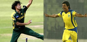 Which Pakistani Cricketer has a Hat-Trick in all 3 formats? f