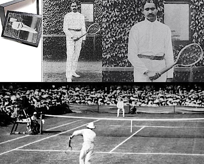 Who was the First Indian Tennis Player? - IA 1.2
