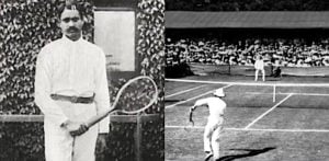 Who was the First Indian Tennis Player? - f