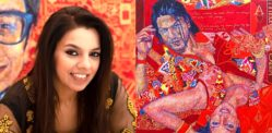 Amina Art Ansari talks Therapy, Paintings & Humanity
