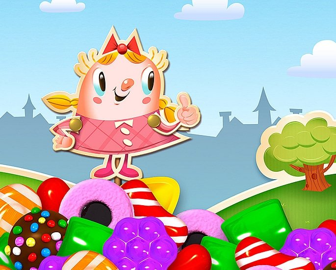 10 Game Apps to Download during Lockdown - candy crush