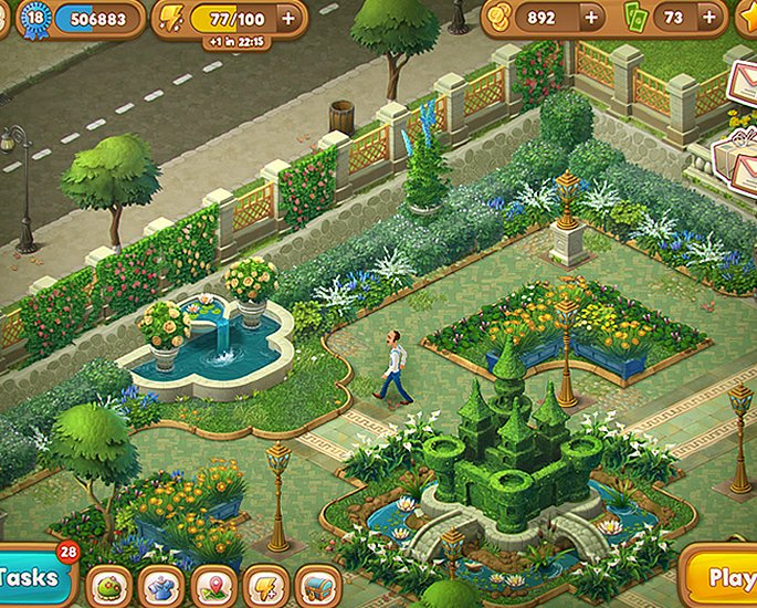 10 Most Popular Android Games in India - gardenscape