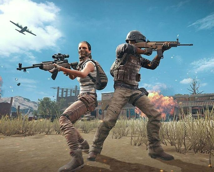10 Most Popular Android Games in India - pubg