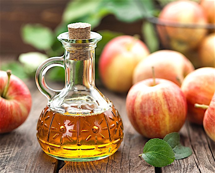 10 Top Tips to Grow & Maintain Long Hair - apple cider