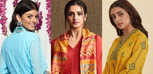 20 Stylish Kurtis to Wear with Jeans f