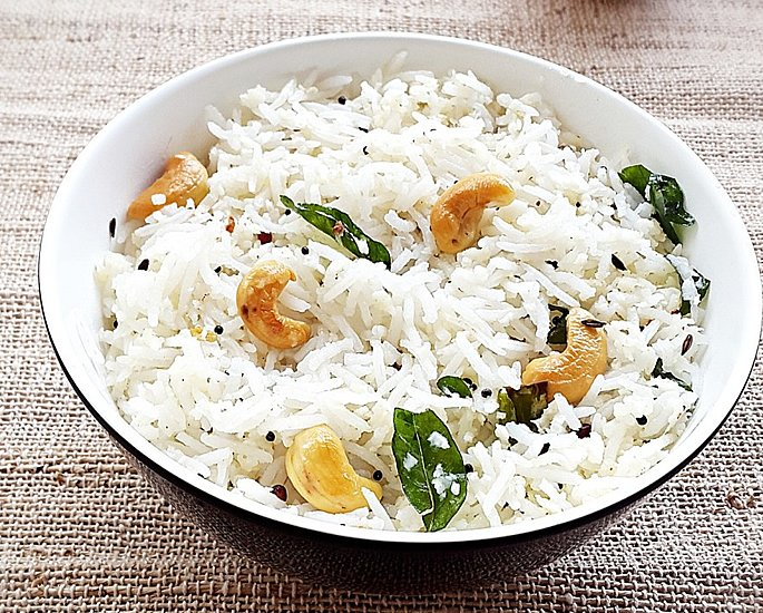 20 Very Popular Indian Rice Dishes - coconut