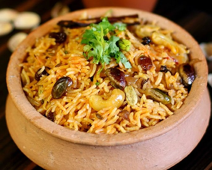 20 Very Popular Indian Rice Dishes - pilao