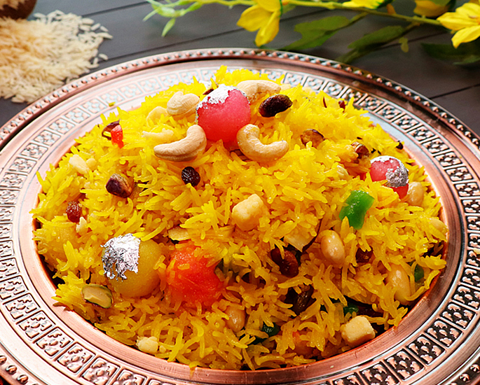 20 Very Popular Indian Rice Dishes - zarda