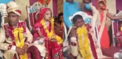 Angry Indian Groom erupts into Fight at His Wedding