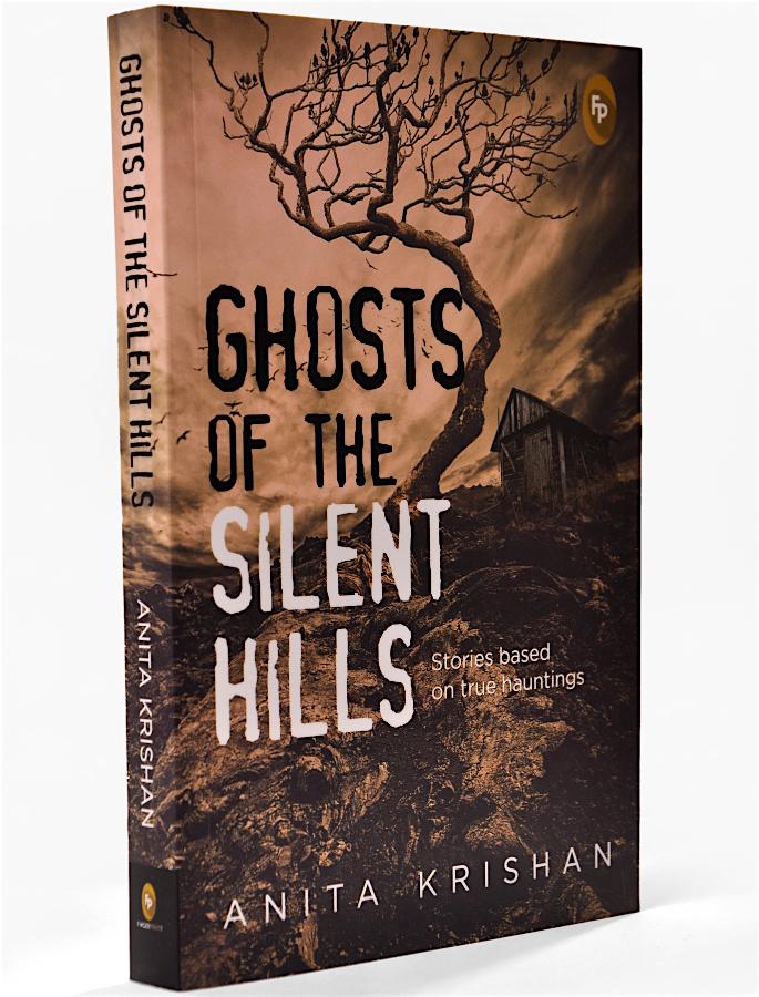 Anita Krishan talks Ghost of the Silent Hills - book