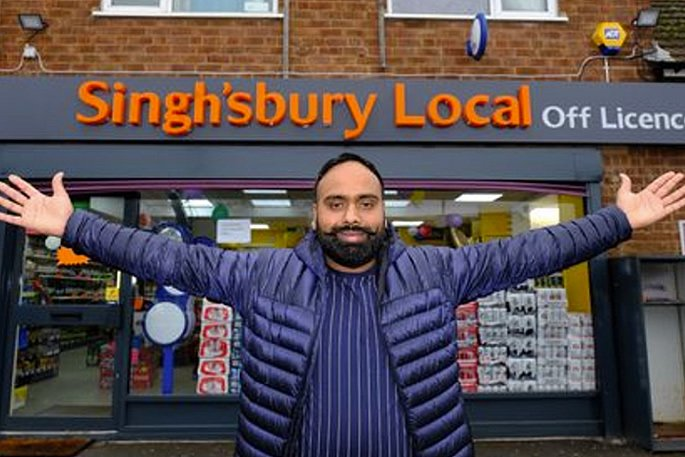 Are Singhs'bury and Morrisinghs infringing Copyright - mandeep