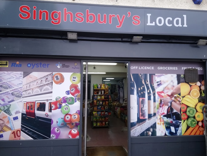 Are Singhs'bury and Morrisinghs infringing Copyright - southall