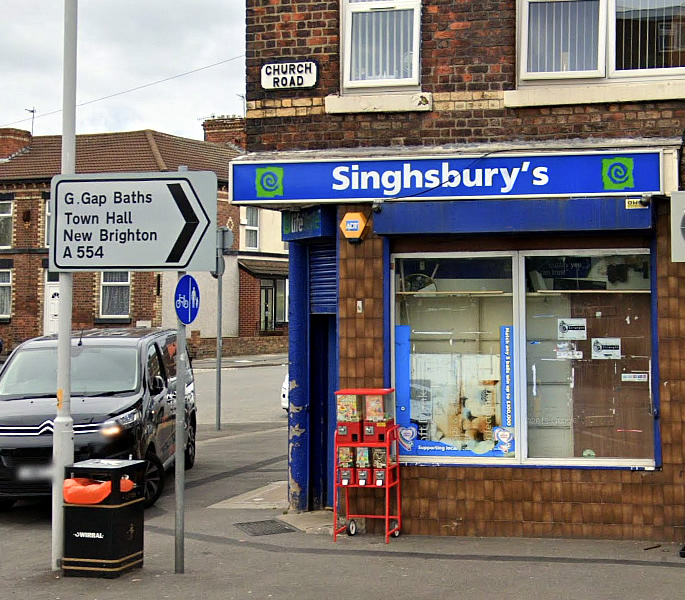 Are Singhs'bury and Morrisinghs infringing Copyright - walsally
