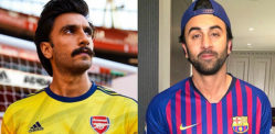 Which Bollywood Stars are the Biggest Football Fans?