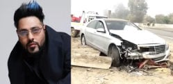 Bollywood Rapper Badshah met with terrible Car Accident