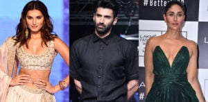 Bollywood Stars Walk the Ramp at Lakme Fashion Week 2020 f