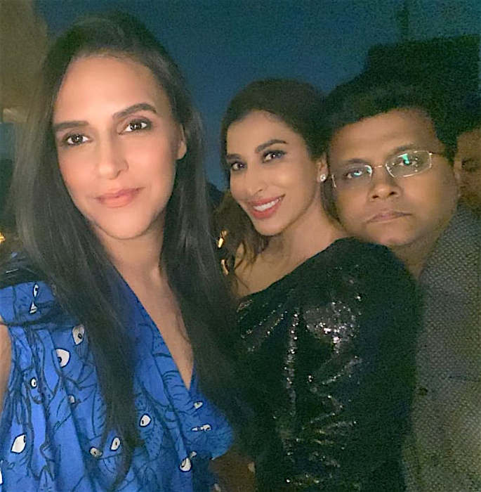 Bollywood Stars attend Sophie Choudry's Birthday Bash - neha